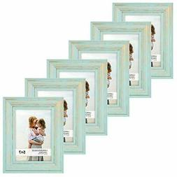 - Langdons 5x7 Real Wood Picture Frames , 7,