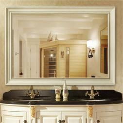 Large Wall Hanging Mirror Frame Wall Mount Mirrors Bathroom