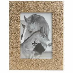Lawrence 5x7 Gilded Illusion Luxe Metallics Bronze Frame