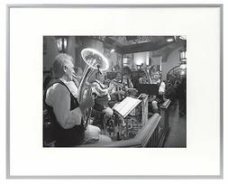 Golden State Art, Metal Wall Photo Frame Collection, Aluminu