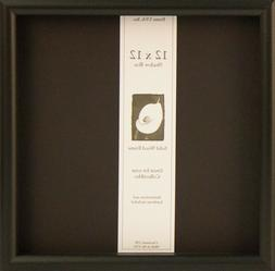 *NEW* 12x12 Shadow Box Elite Picture Frame!! Available in 3