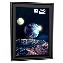 Photo Poster Frames A4 Wall Mounted Home Decor Picture Frame