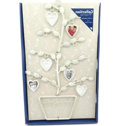 Picture Holder Display Family Tree Metal Wall Hanging 6 Phot