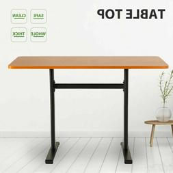 Desktop Table Surface Home Office Tabletop For Sit to Standi