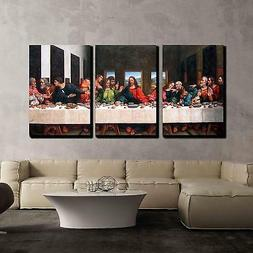 Wall26 - the Last Supper by Andrea Solari Giclee - Canvas Ar